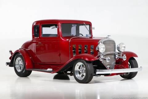 1932 Chevrolet Confederate for sale at Motorcar Classics in Farmingdale NY