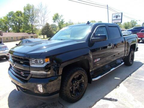 2018 Chevrolet Silverado 1500 for sale at High Country Motors in Mountain Home AR