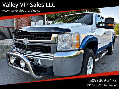 2009 Chevrolet Silverado 2500HD for sale at Valley VIP Auto Sales LLC in Spokane Valley WA