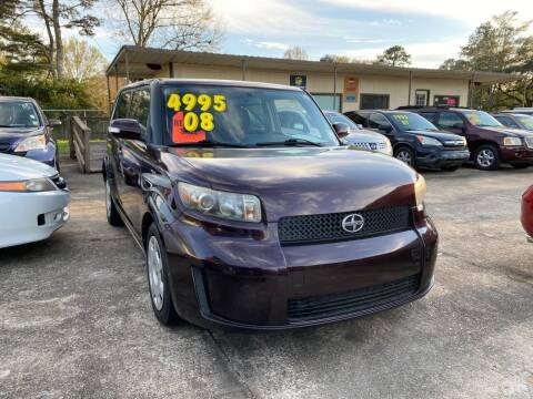 2008 Scion xB for sale at Port City Auto Sales in Baton Rouge LA