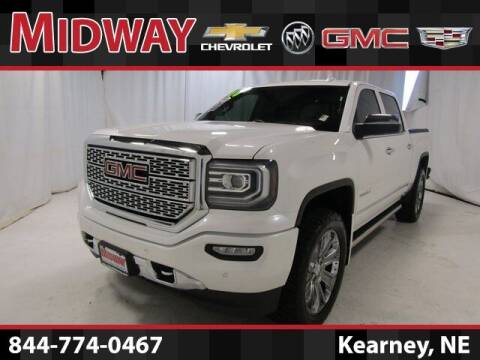 2016 GMC Sierra 1500 for sale at Midway Auto Outlet in Kearney NE