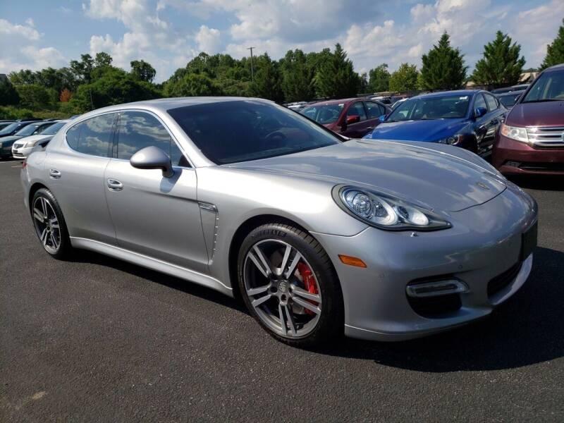 2010 Porsche Panamera for sale at CARZLOT in Portsmouth VA