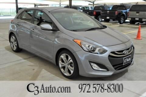 2013 Hyundai Elantra GT for sale at C3Auto.com in Plano TX