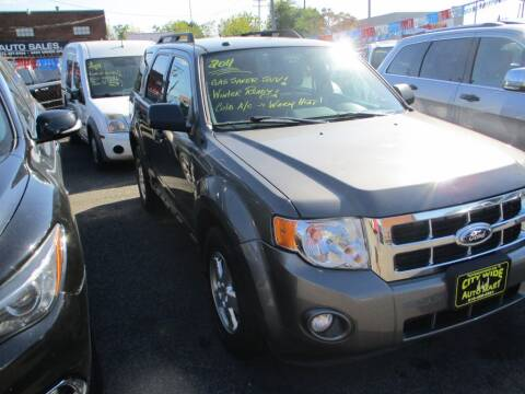 2011 Ford Escape for sale at City Wide Auto Mart in Cleveland OH