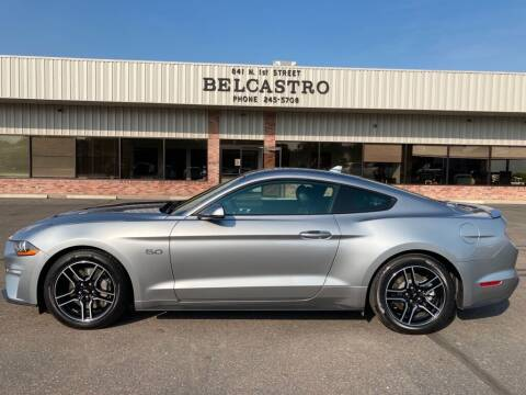 2020 Ford Mustang for sale at Belcastro Motors in Grand Junction CO
