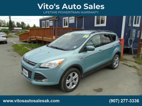 2013 Ford Escape for sale at Vito's Auto Sales in Anchorage AK
