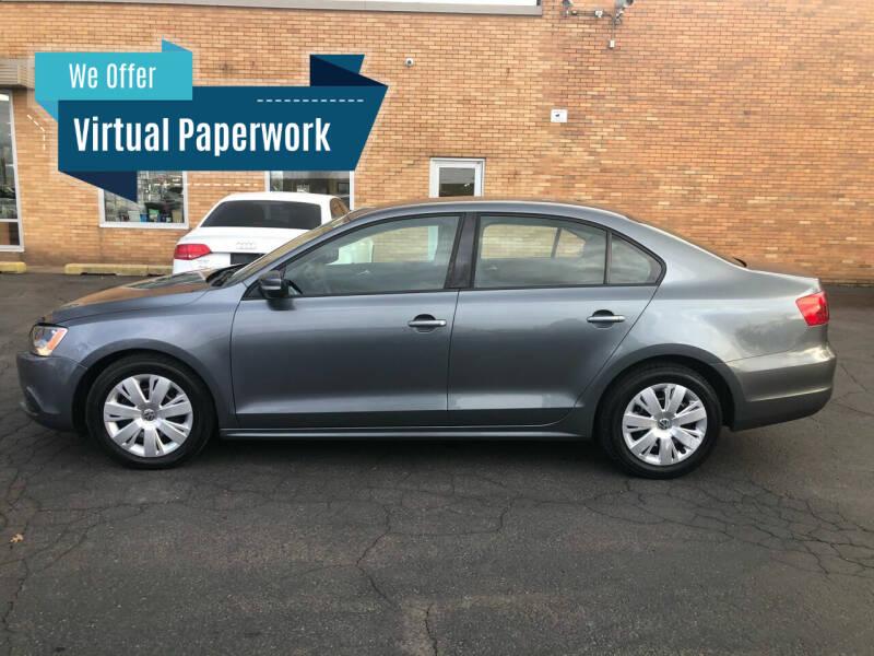 2012 Volkswagen Jetta for sale at Auto Sport INC in Grand Rapids MI