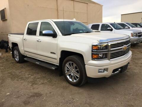 2015 Chevrolet Silverado 1500 for sale at Electric City Auto Sales in Great Falls MT