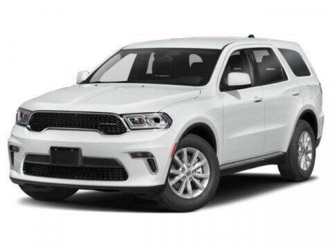 2021 Dodge Durango for sale at SCOTT EVANS CHRYSLER DODGE in Carrollton GA