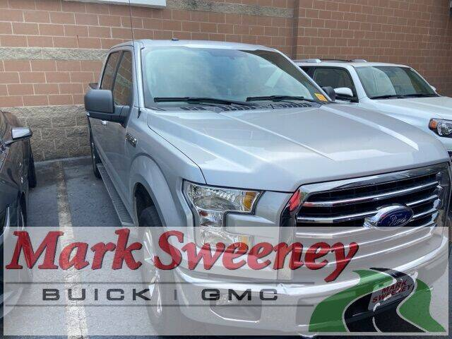 2016 Ford F-150 for sale at Mark Sweeney Buick GMC in Cincinnati OH