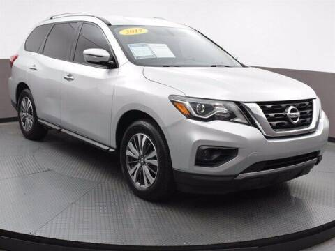 2017 Nissan Pathfinder for sale at Hickory Used Car Superstore in Hickory NC