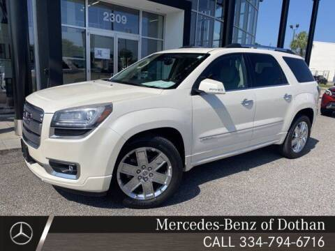 2015 GMC Acadia for sale at Mike Schmitz Automotive Group in Dothan AL