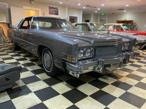 1974 Cadillac Eldorado for sale at Samuel's Auto Sales in Indianapolis IN