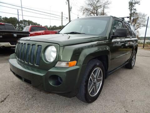 2009 Jeep Patriot for sale at Medford Motors Inc. in Magnolia TX