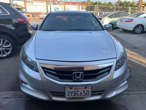 2011 Honda Accord for sale at Aria Auto Sales in El Cajon CA