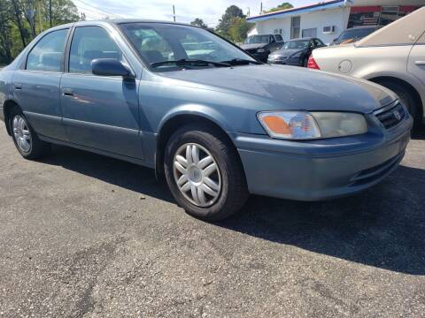 2001 Toyota Camry for sale at Americar in Virginia Beach VA