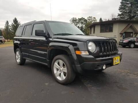 2011 Jeep Patriot for sale at Shores Auto in Lakeland Shores MN