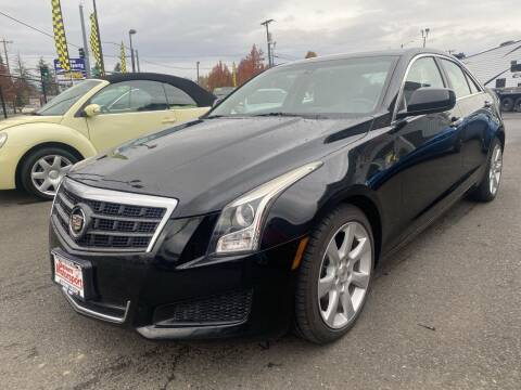 2014 Cadillac ATS for sale at Salem Motorsports in Salem OR