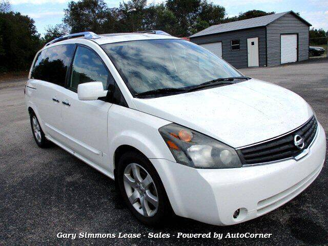 2009 Nissan Quest for sale at Gary Simmons Lease - Sales in Mckenzie TN