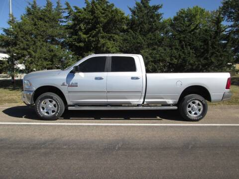 2018 RAM Ram Pickup 2500 for sale at Joe's Motor Company in Hazard NE