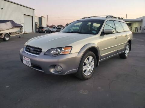 2005 Subaru Outback for sale at PRICE TIME AUTO SALES in Sacramento CA