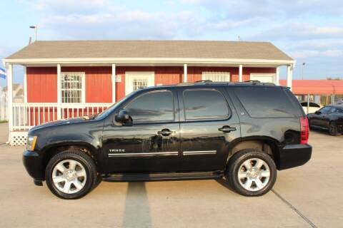 2014 Chevrolet Tahoe for sale at AMT AUTO SALES LLC in Houston TX
