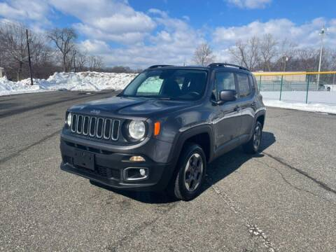 2016 Jeep Renegade for sale at Cars With Deals in Lyndhurst NJ
