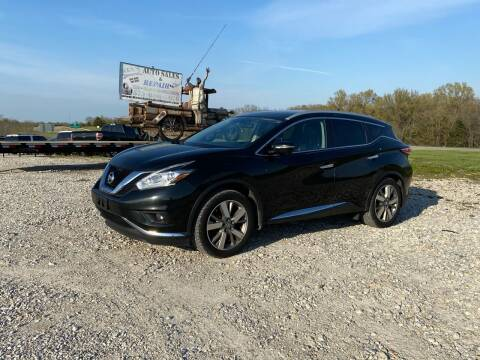 2015 Nissan Murano for sale at Ken's Auto Sales & Repairs in New Bloomfield MO
