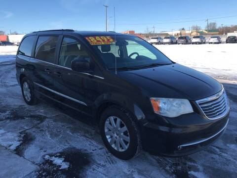 2011 Chrysler Town and Country for sale at Suarez Auto Sales in Port Huron MI