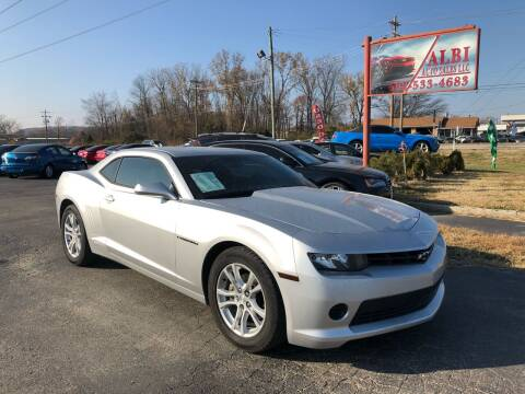 2014 Chevrolet Camaro for sale at Albi Auto Sales LLC in Louisville KY