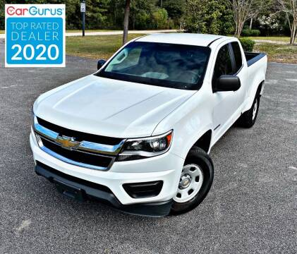 2015 Chevrolet Colorado for sale at Brothers Auto Sales of Conway in Conway SC