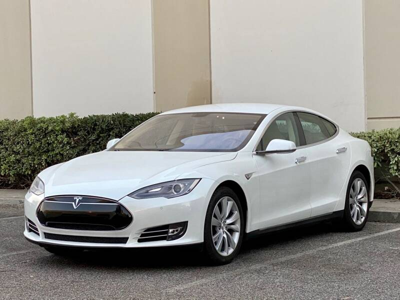 2014 Tesla Model S for sale at Carfornia in San Jose CA