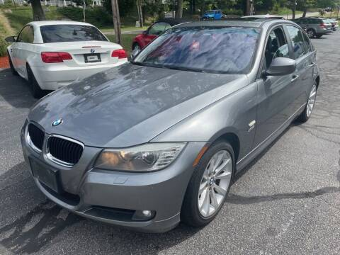 2011 BMW 3 Series for sale at Premier Automart in Milford MA
