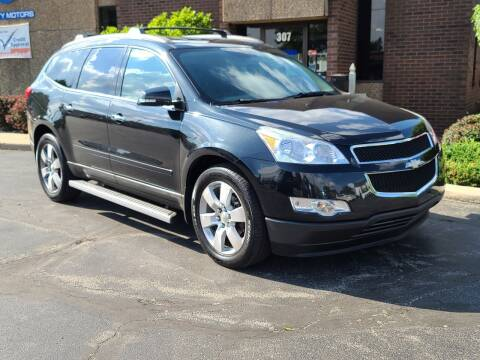 2011 Chevrolet Traverse for sale at Mighty Motors in Adrian MI