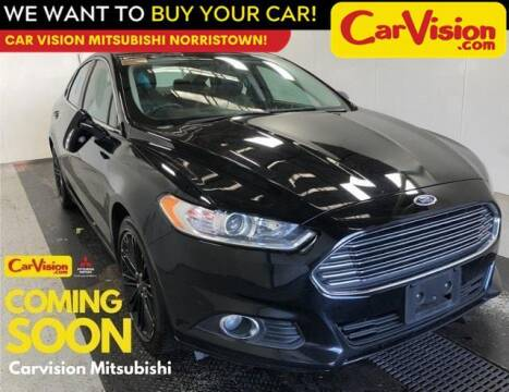 2016 Ford Fusion for sale at Car Vision Mitsubishi Norristown in Norristown PA