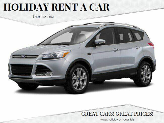 2016 Ford Escape for sale at Holiday Rent A Car in Hobart IN