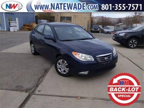 2010 Hyundai Elantra for sale at NATE WADE SUBARU in Salt Lake City UT