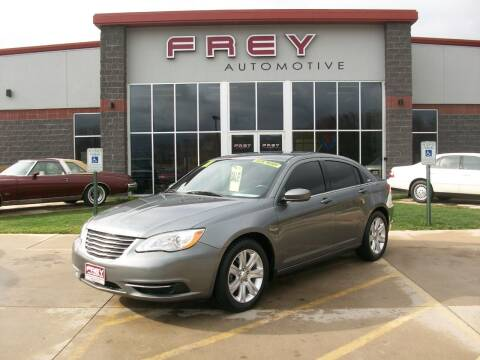 2011 Chrysler 200 for sale at Frey Automotive in Muskego WI