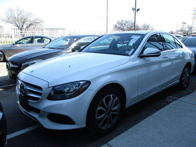 2018 Mercedes-Benz C-Class for sale at SOUTHFIELD QUALITY CARS in Detroit MI
