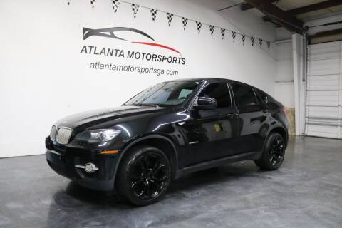 2011 BMW X6 for sale at Atlanta Motorsports in Roswell GA
