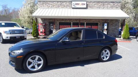 2015 BMW 3 Series for sale at Driven Pre-Owned in Lenoir NC