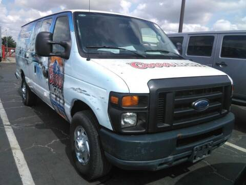 2011 Ford E-Series Cargo for sale at Government Fleet Sales in Kansas City MO