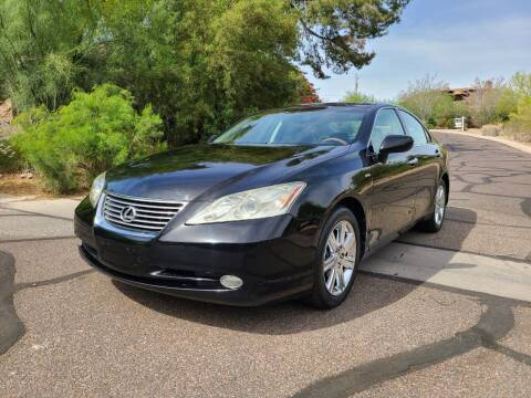 2009 Lexus ES 350 for sale at BUY RIGHT AUTO SALES in Phoenix AZ