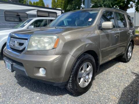 2011 Honda Pilot for sale at Universal Auto INC in Salem OR