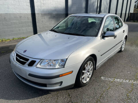 2003 Saab 9-3 for sale at APX Auto Brokers in Lynnwood WA