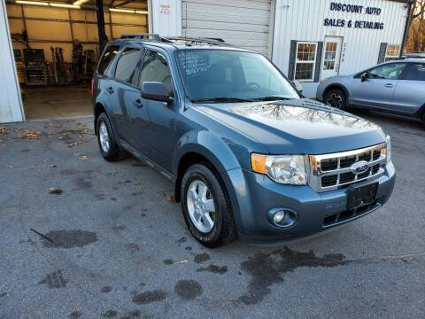 2011 Ford Escape for sale at DISCOUNT AUTO SALES in Johnson City TN