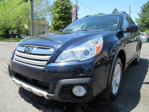 2014 Subaru Outback for sale at PRESTIGE IMPORT AUTO SALES in Morrisville PA