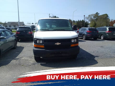 2008 Chevrolet Express Cargo for sale at Marino's Auto Sales in Laurel DE