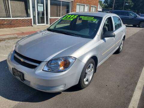 2005 Chevrolet Cobalt for sale at Street Side Auto Sales in Independence MO