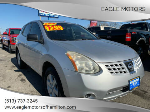 2008 Nissan Rogue for sale at Eagle Motors in Hamilton OH